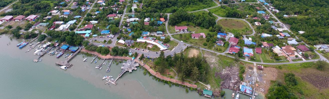Ξενοδοχεία στην πόλη Kuching