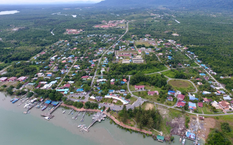 Hoteles en Kuching