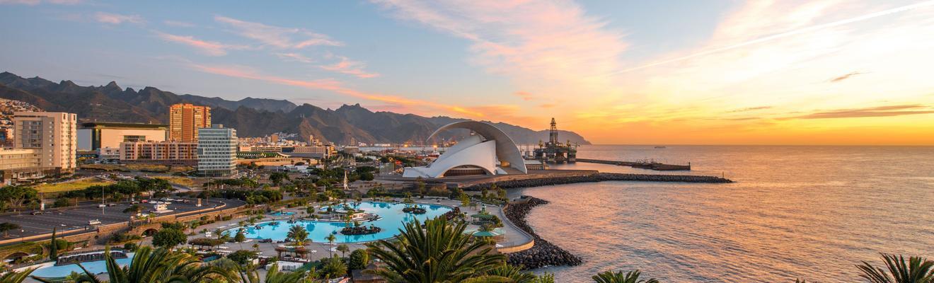 Santa Cruz de Tenerife hotellia