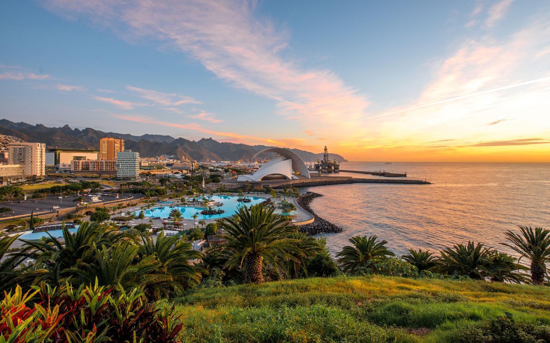 Santa Cruz de Tenerife hoteles