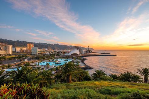 Oferty hoteli w: Santa Cruz de Tenerife