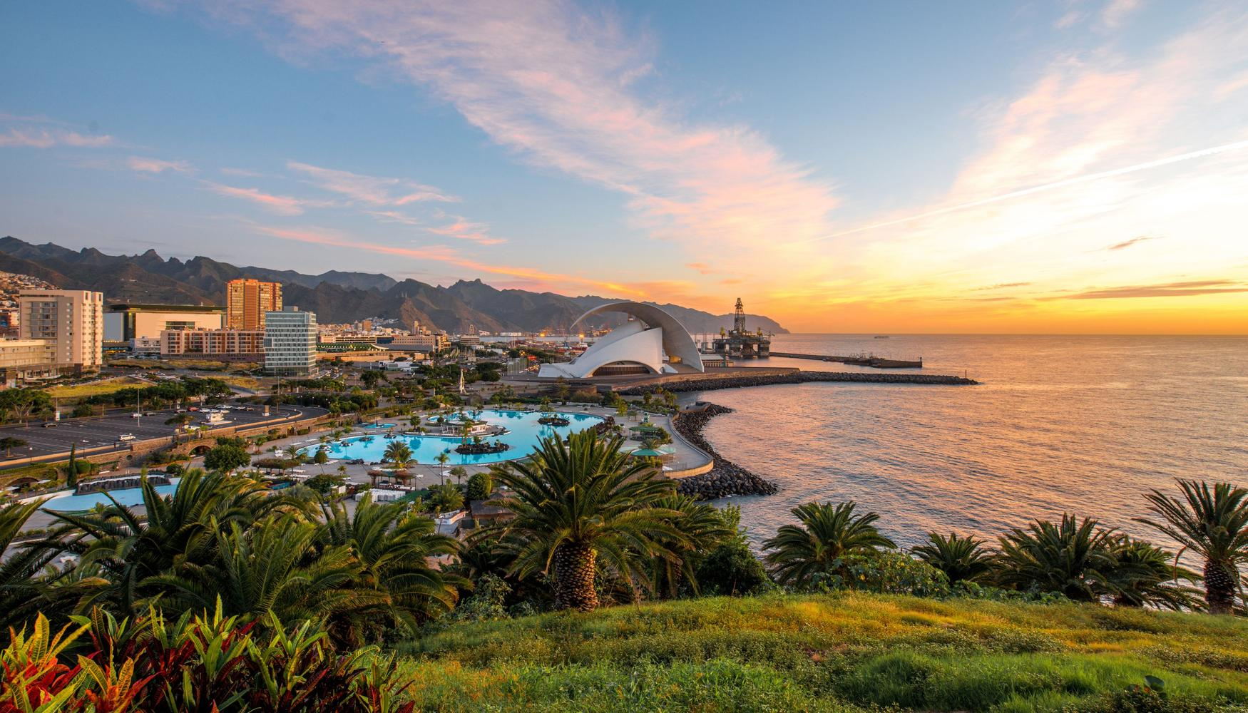 Car hire at Santa Cruz de Tenerife Tenerife-Norte Airport