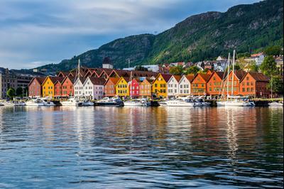 hotéis em Bergen