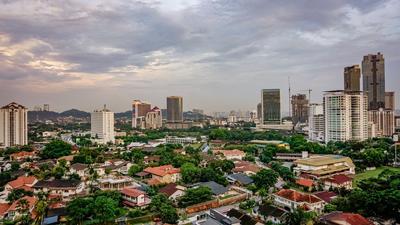 Ξενοδοχεία στην πόλη Petaling Jaya
