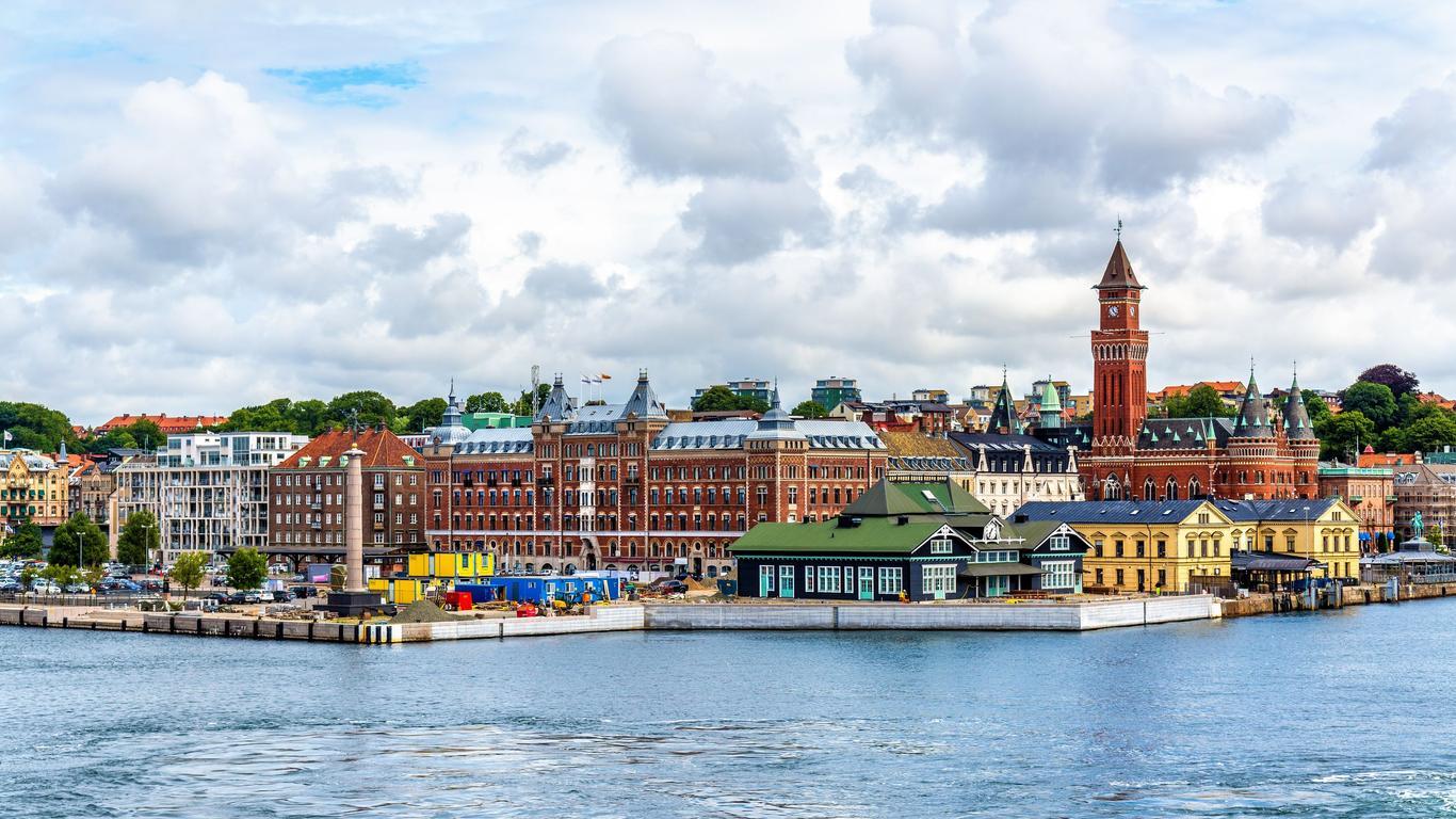 Hyrbilar i Helsingborg