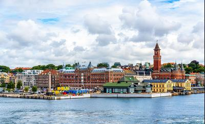 Helsingborg hotellia