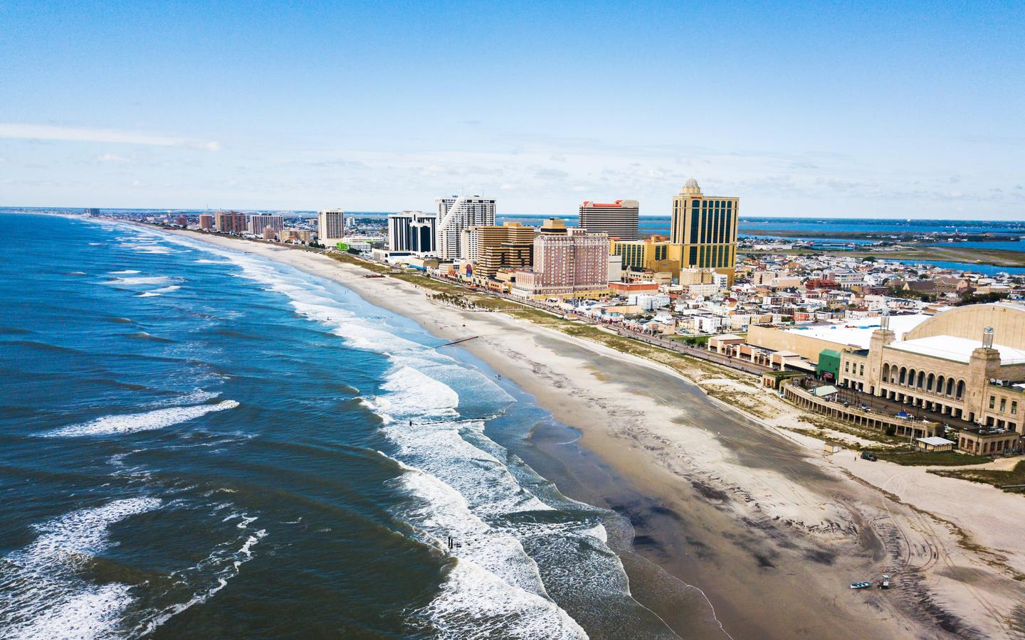 Atlantic City hotellia
