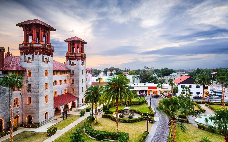 Ξενοδοχεία στην πόλη St. Augustine