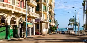 Car Hire in Alexandria