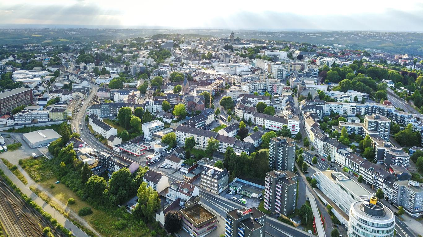 Renta de autos en Remscheid