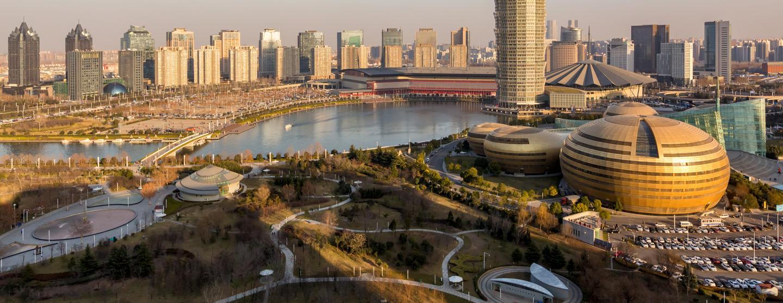 Zhengzhou 5-star Hotels