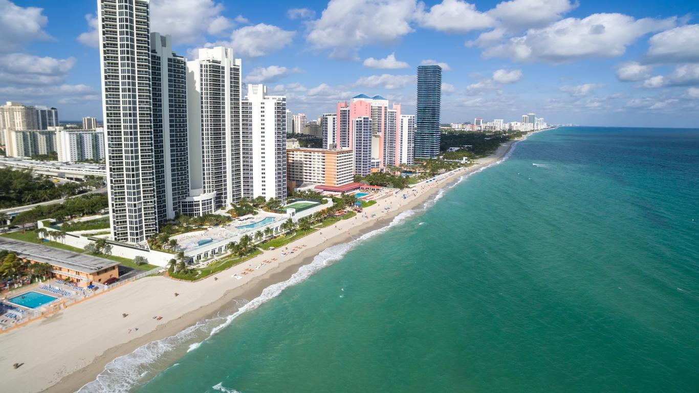 North Miami Beach autoverhuur