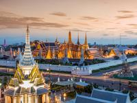 Bangkok hotellia