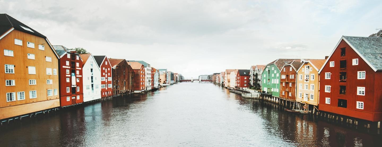 Leiebiler i Trondheim
