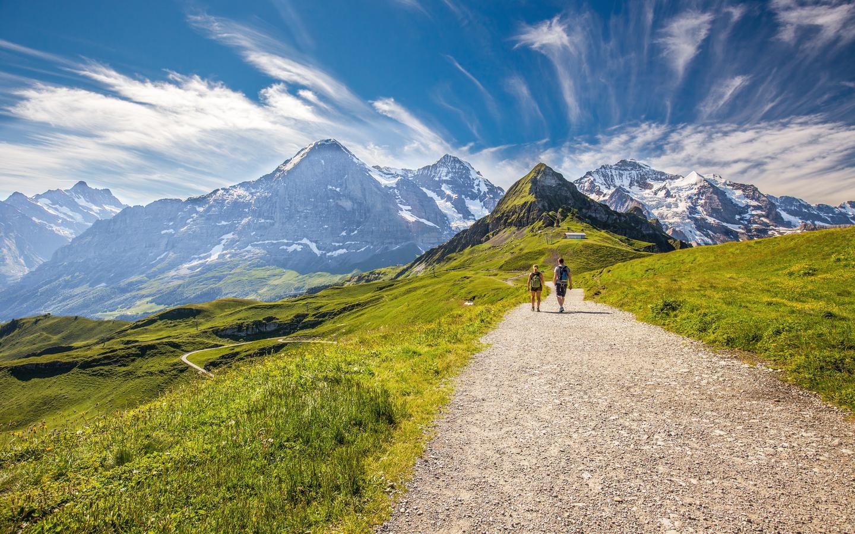 Ξενοδοχεία στην πόλη Grindelwald
