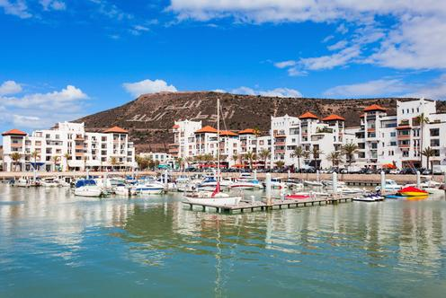 Erbjudanden på hotell i Agadir