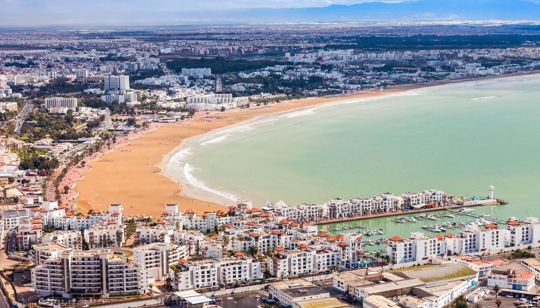 Car hire at Agadir Almassira Airport