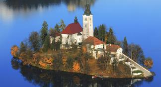 Slovenia in One Day: Small-Group Day Trip to Lake Bled, Postojna Cave and Predjama Castle from Ljubljana