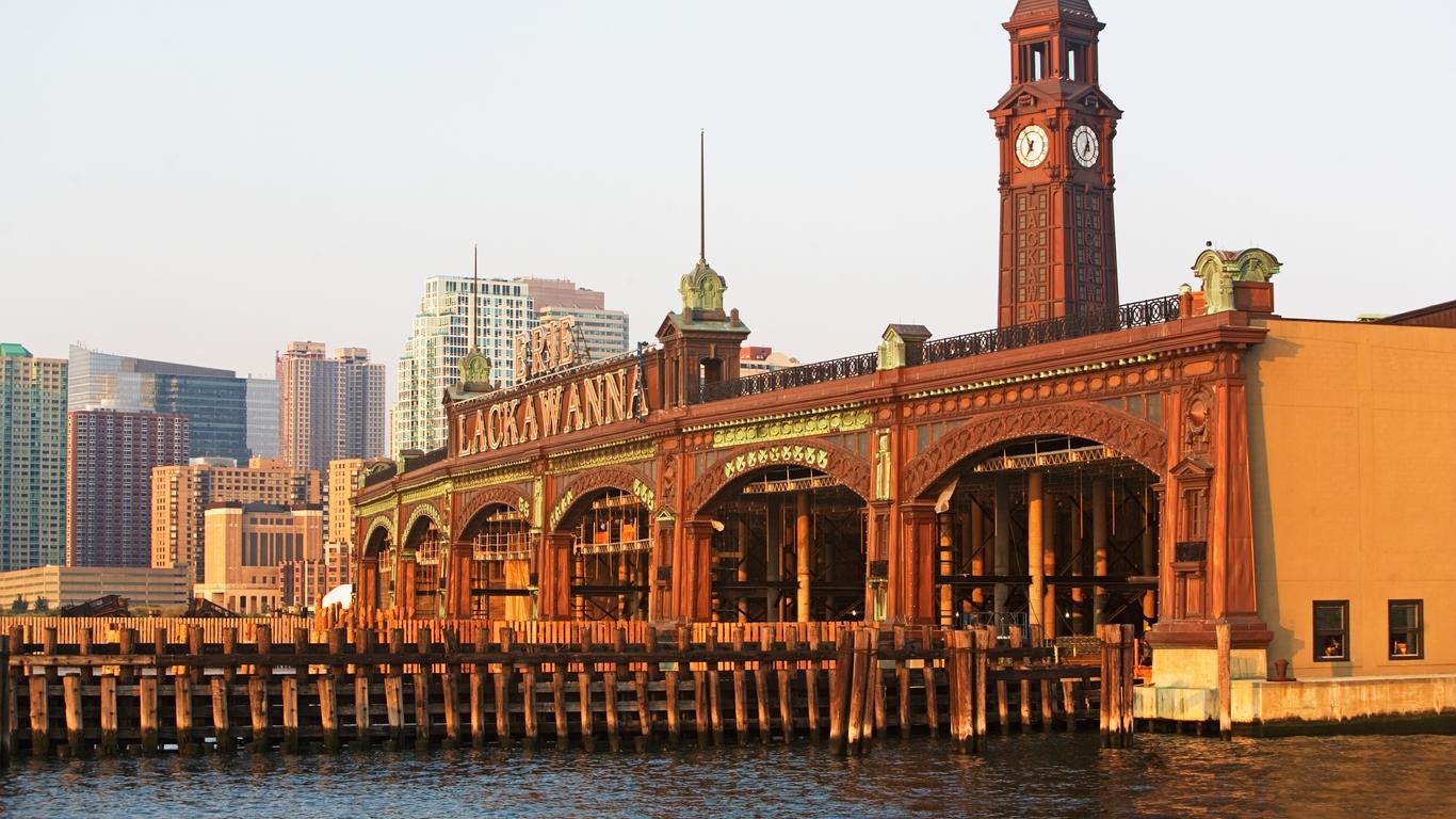 Hoboken car hire