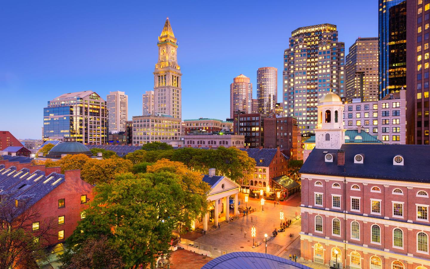 Boston hotels