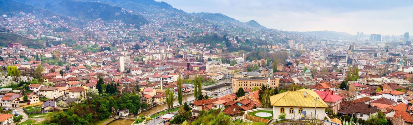 Sarajevo hotellia