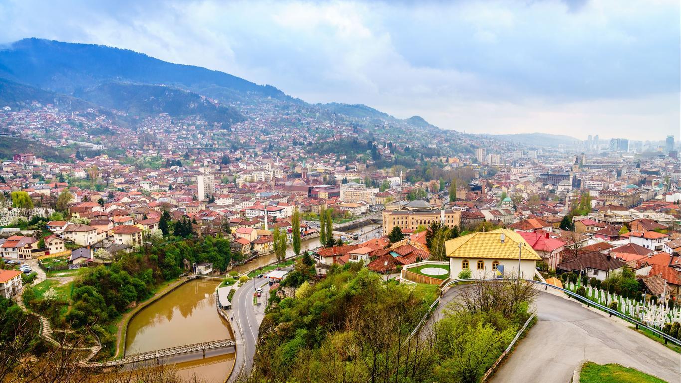 Sarajevo car hire