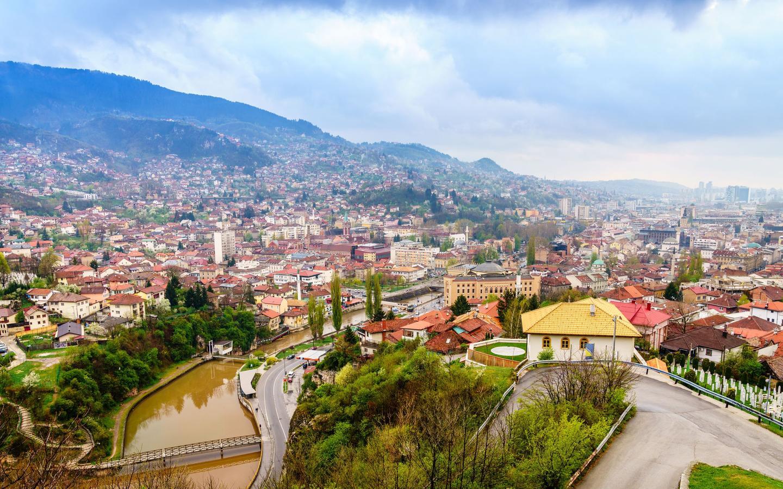 Hotels in Sarajevo