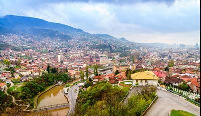 Sarajevo hoteles