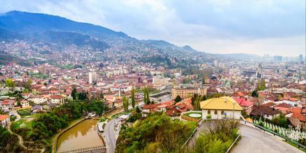 Cheap Flights To Bosnia And Herzegovina From 312 Kayak