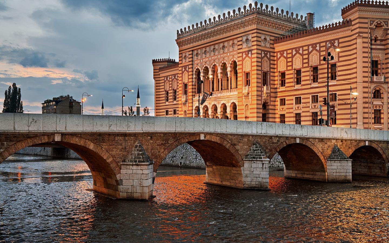 Sarajevo hotell