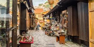 Biler i Sarajevo