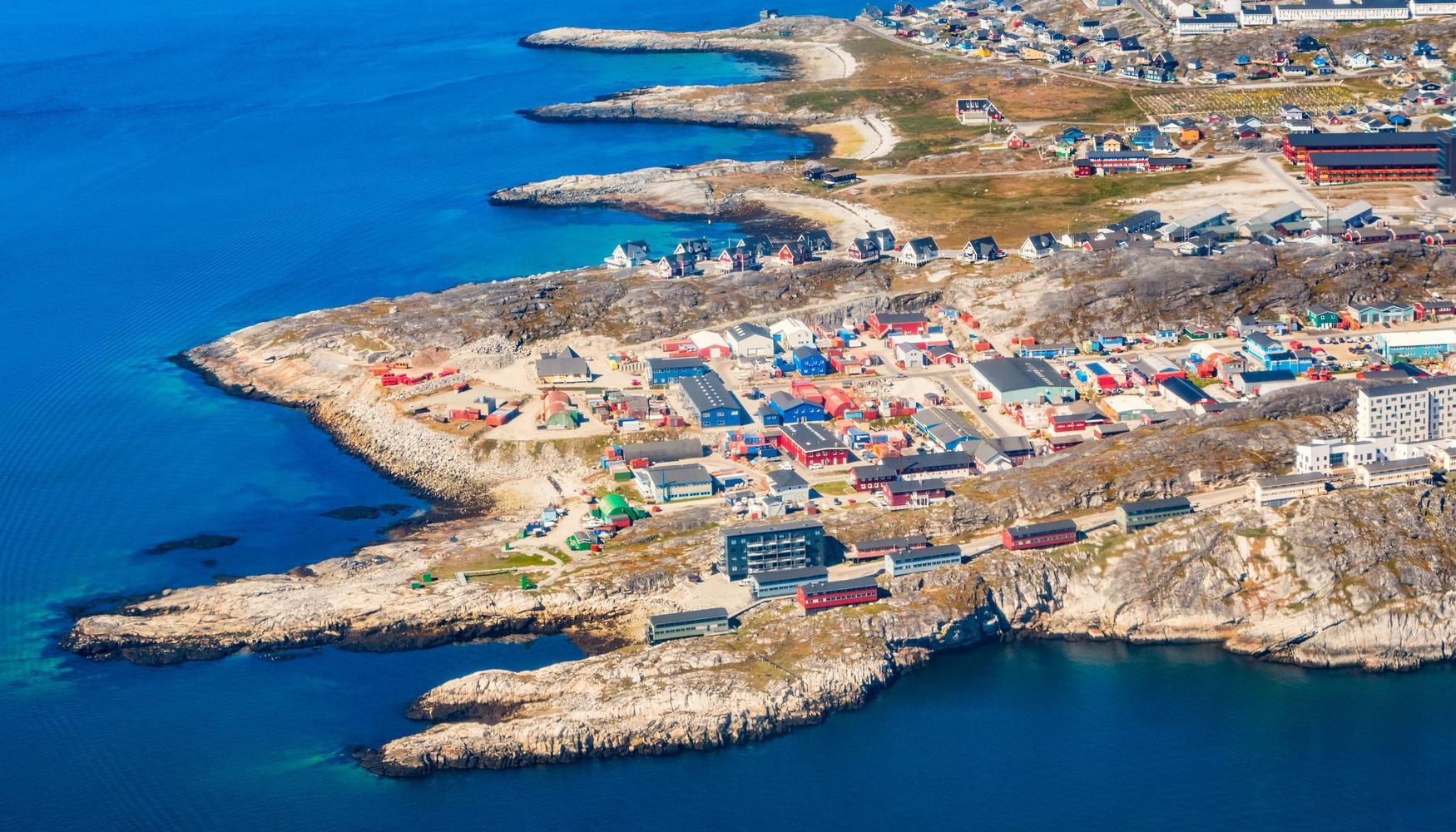 Alquiler de coches en Aeropuerto Nuuk