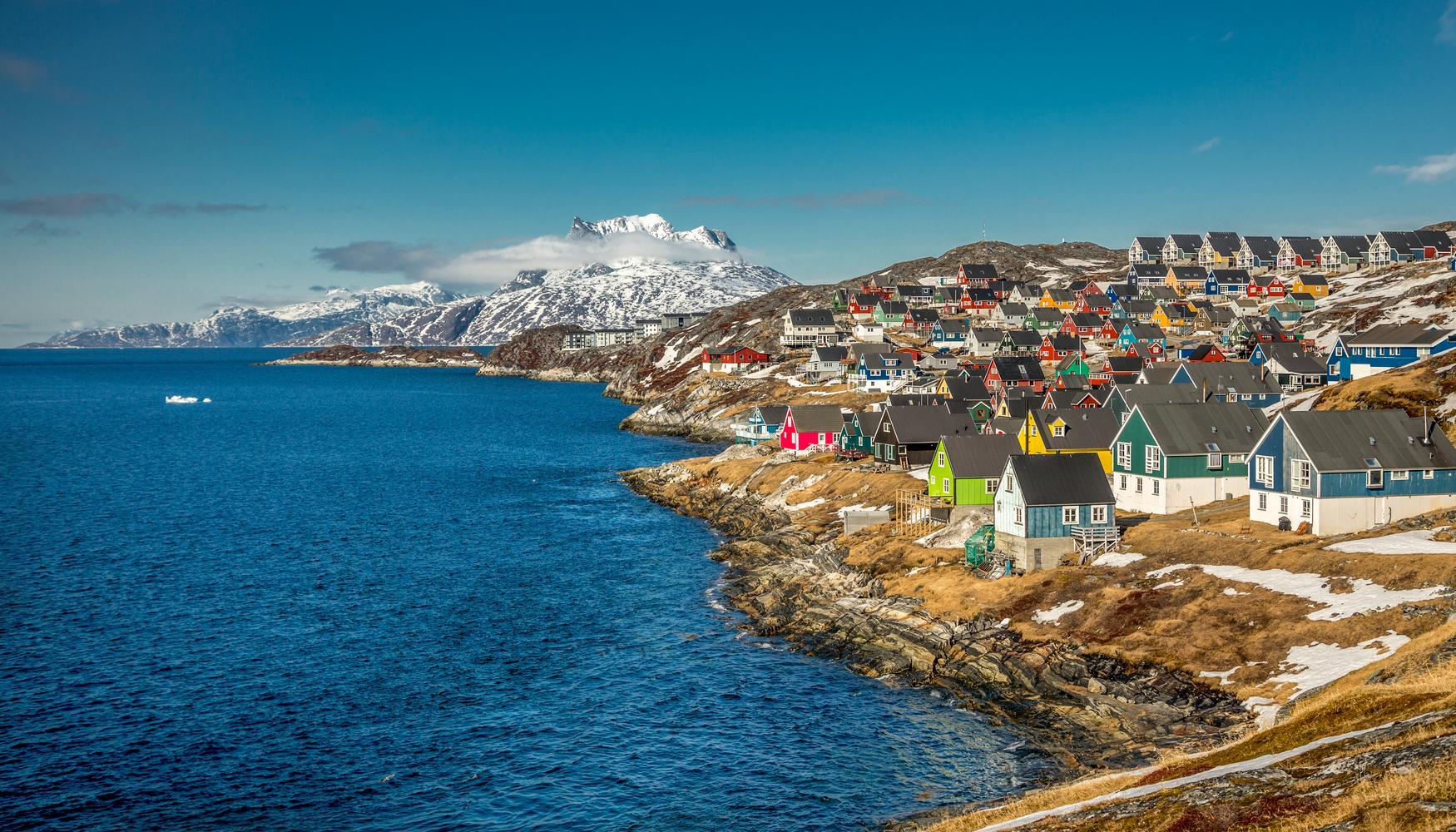 Leiebil på Nuuk flyplass
