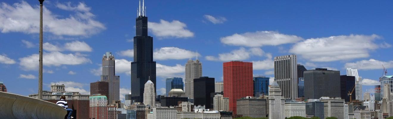 Chicago hotellia