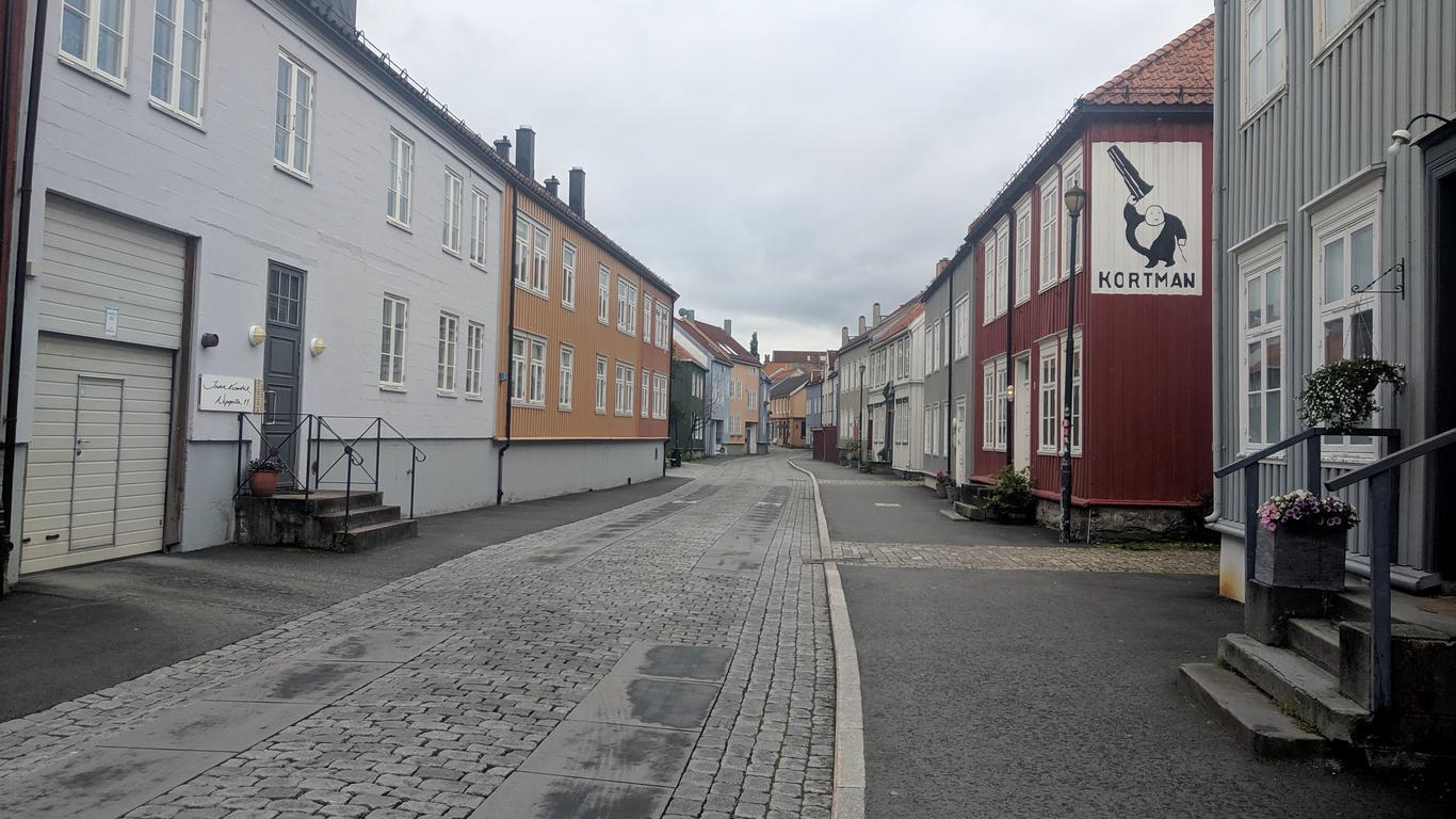 Trondheim car rentals
