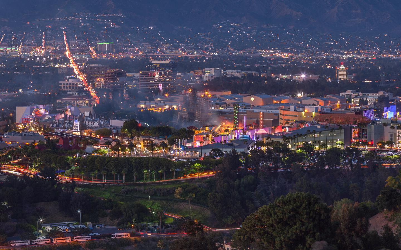 洛杉磯飯店