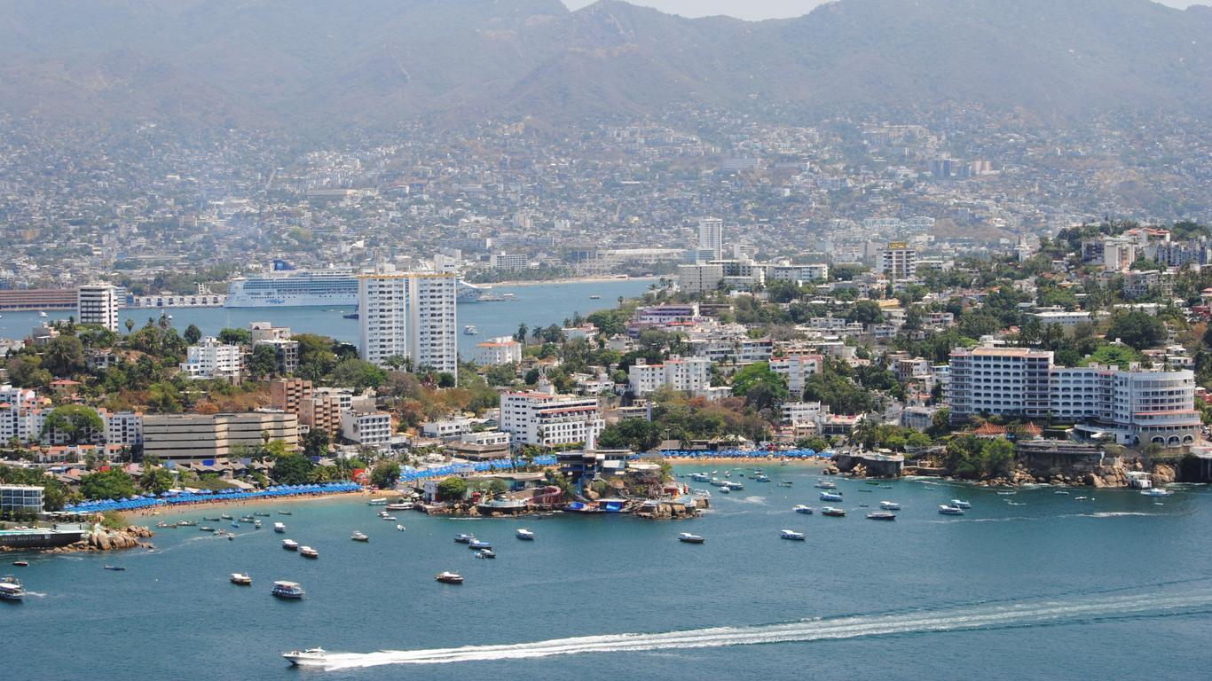 Alquiler de carros en Acapulco