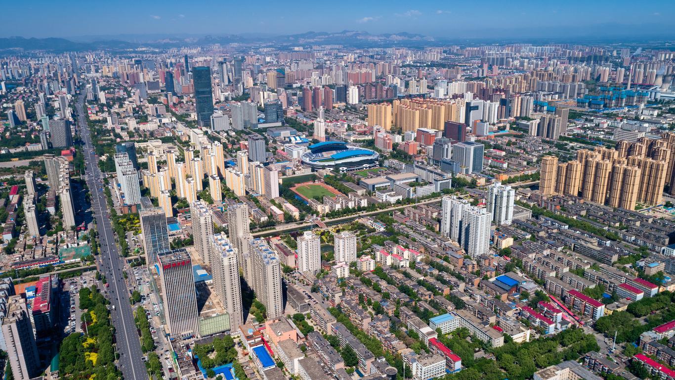 Shijiazhuang car hire