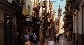 Visite de la cité des arts et des sciences de Valence avec dégustation de vins et tapas sur toit-terrasse