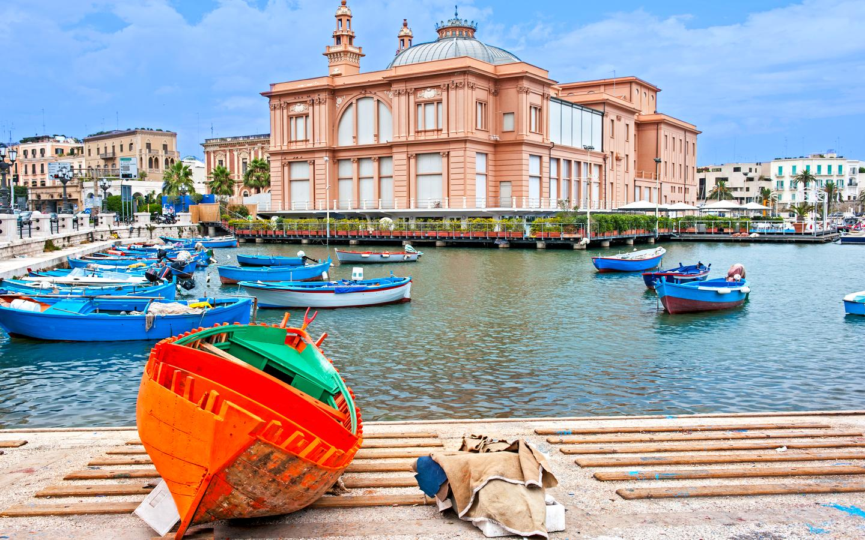 Khách sạn ở Bari