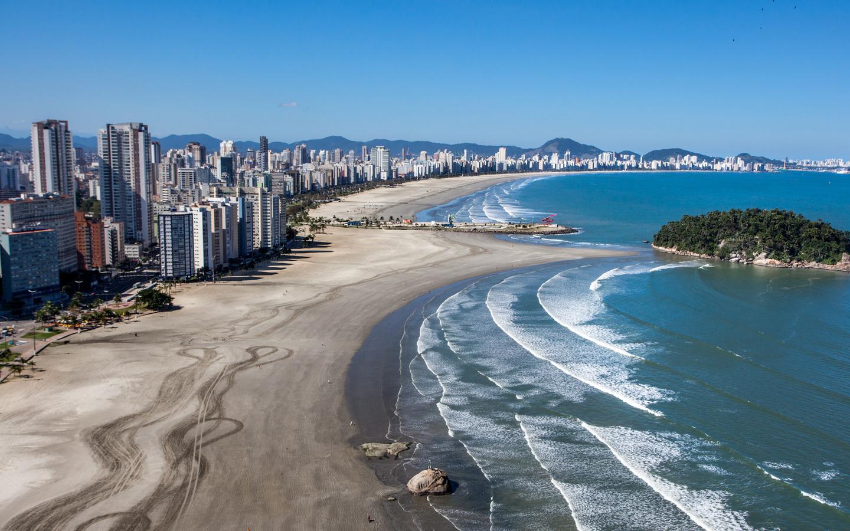 Hotels in Santos