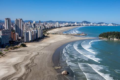 Erbjudanden på hotell i Santos