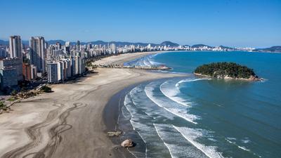 Ξενοδοχεία στην πόλη Santos