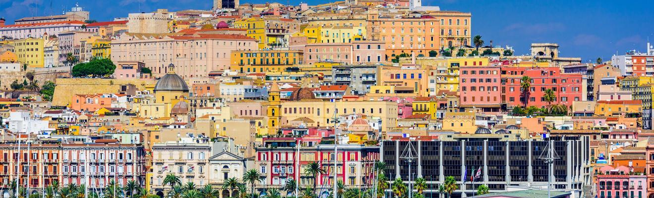 Cagliari hotellia
