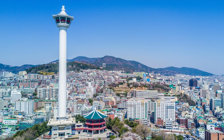 Busan hotellia