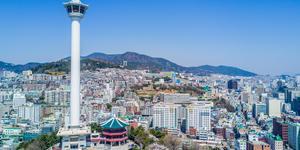 Autoverhuur in Busan