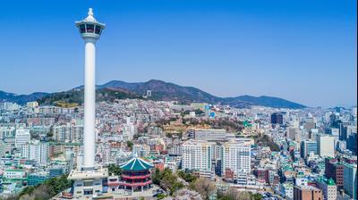 Hôtels à Pusan