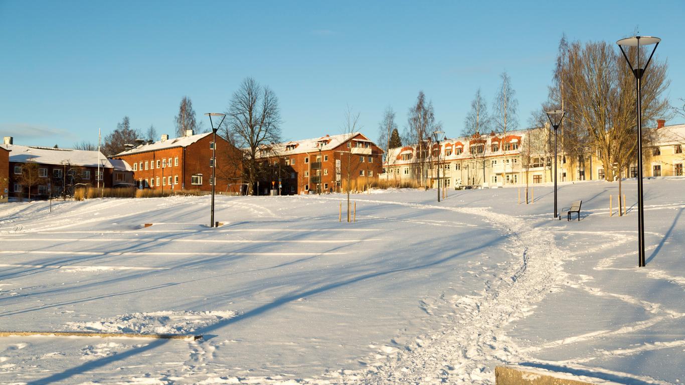 Umeå autoverhuur