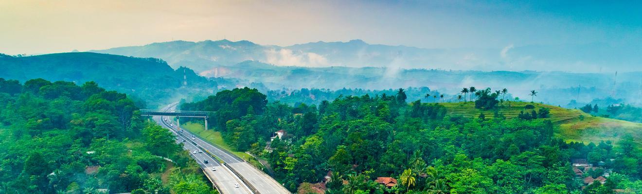 Ξενοδοχεία στην πόλη Μπαντούνγκ