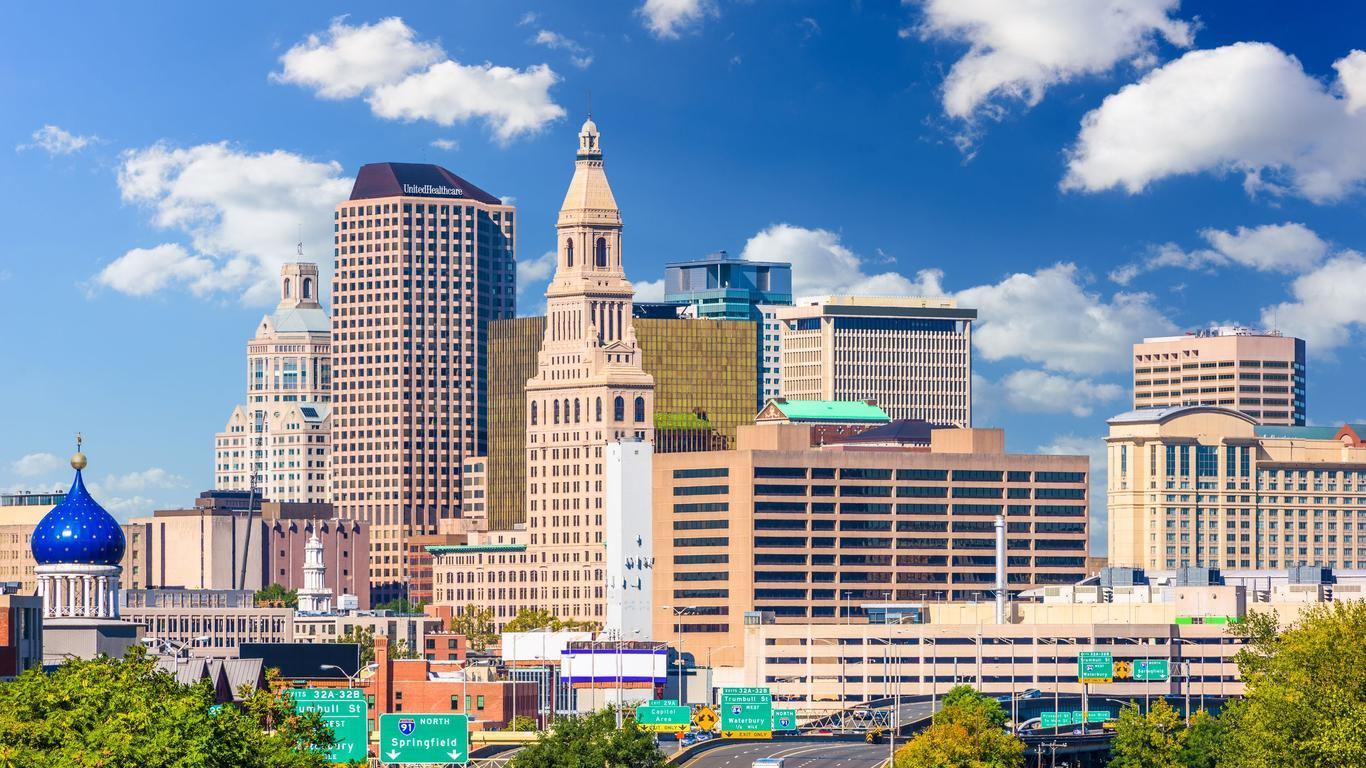 Hartford car rentals